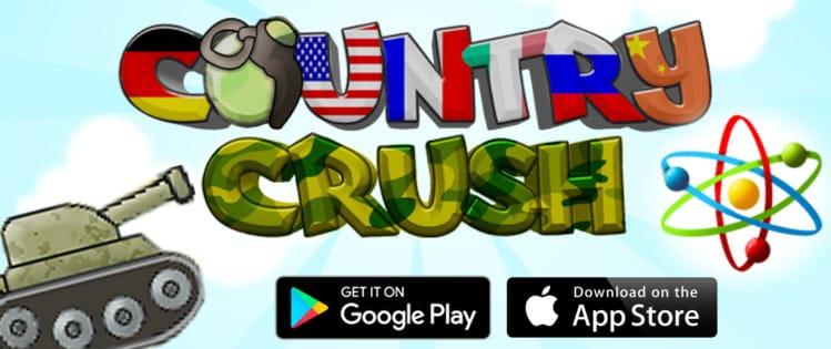 Country Crush Ad in DuckTales Disney Crossy Road